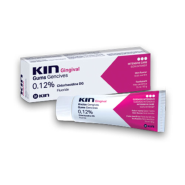 Kin-Gingival-Toothpaste